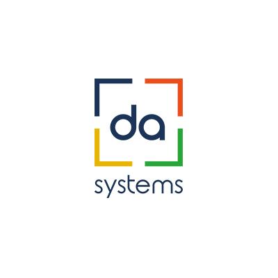 DA Systems courier software Logo