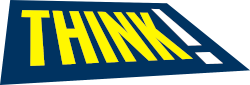 Think Road Safety Logo