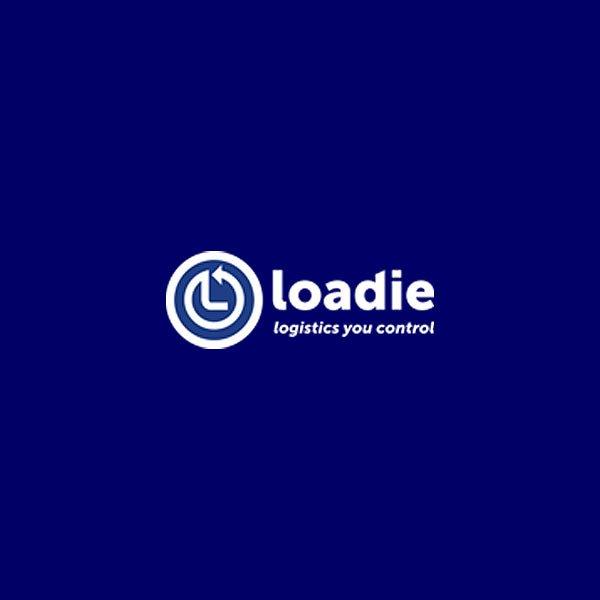 Loadie Logistics Logo Large