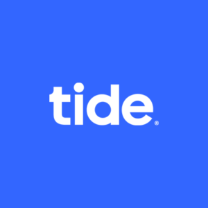 Tide Business Banking Logo Large in partnership with Couriers TV