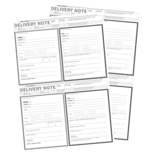 Delivery Notes download free resources at Couriers TV