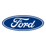 Ford Logo Commercial Delivery Vehicles