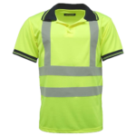 Hi-Viz Polo Shirt by Standsafe Offers Discount