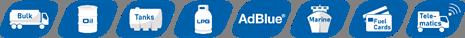 Fleetmaxx Services Icons