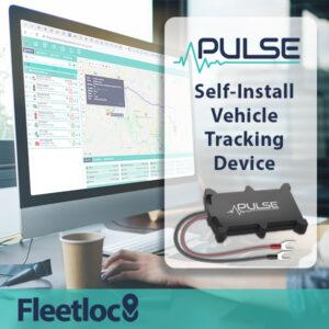 Pulse tracking telematics with fleetloc8
