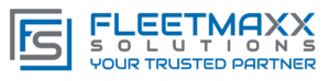 Fleetmaxx Solutions Logo Fuel Cards Mobile and Telematics Provider