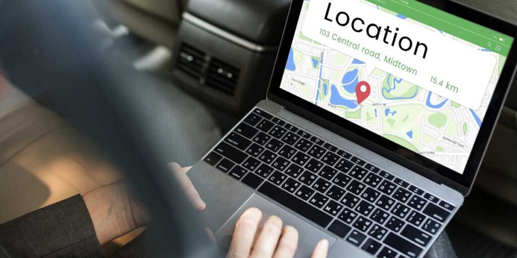 Fleetmaxx Solutions Telematics Laptop Tracking Vehicles