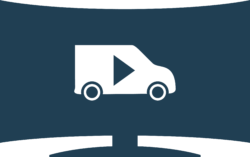 Couriers TV Logo Icon 2021