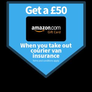 Insurance Promo Amazon Voucher