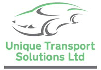 Small unique transport solutions logo