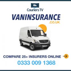 Couriers TV Van insurance
